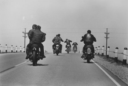 route-12-wisconsin-from-the-bikeriders-by-danny-lyon-1963